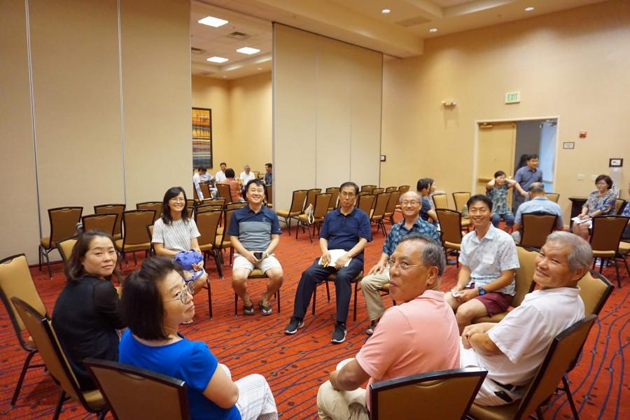 셀교회 소그룹