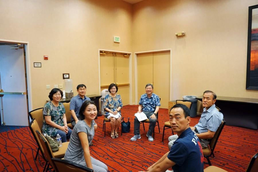 가정교회 소그룹